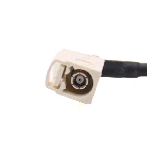 Перехідник для під'єднання FAKRA-радіоантени у Volkswagen RCN210, RCD330, RCD330G Прев'ю 1