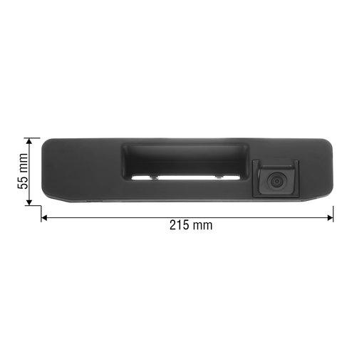 Камера заднего вида в ручку багажника для Mercedes-Benz CLA, GLC, GLE, GLS, ML Превью 1