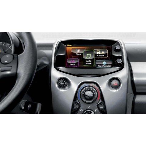 Кабель для подключения камеры к монитору в Toyota Aygo / Peugeot 108 / Citroen C1 Превью 5