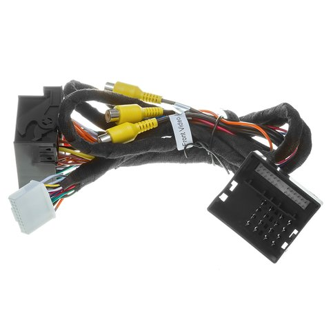 Front and Rear View Camera Connection Adapter for Mercedes-Benz with NTG5.5 System Preview 2