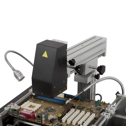 Інфрачервона паяльна станція Jovy Systems Jetronix-Eco Прев'ю 3