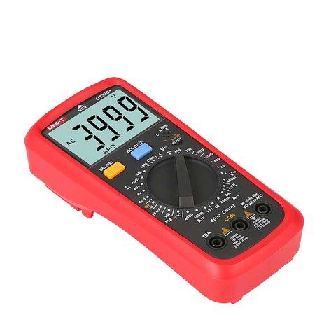 Цифровий мультиметр UNI-T UTM 139C+ (UT39C+) Прев'ю 4