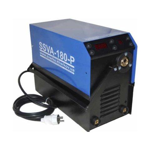 Зварювальний інвертор SSVA 180-PT без пальника, з осцилятором Прев'ю 1