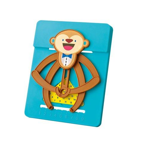 STEM-набір 4М Мавпочка-математик 00-04674 Прев'ю 1