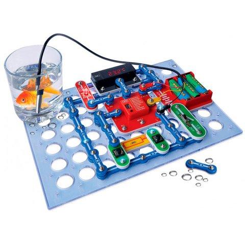 Електронний конструктор ZNATOK  Супер-вимірювач (17 проєктів) Прев'ю 2