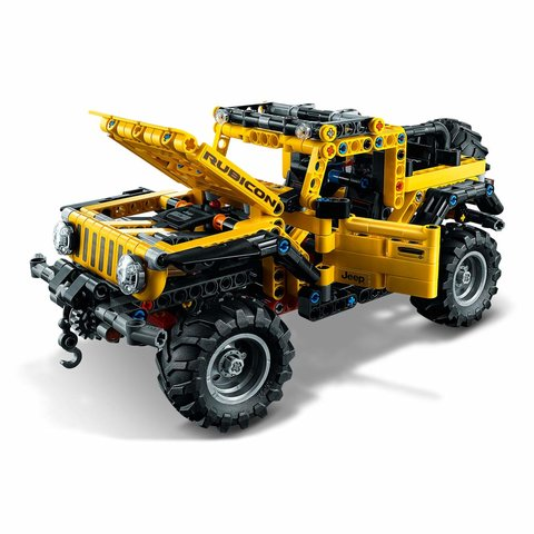 Конструктор LEGO Technic Jeep Wrangler 42122 Превью 2