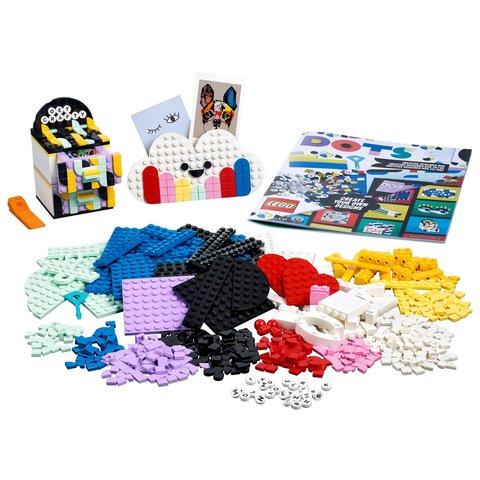 Конструктор LEGO DOTs Коробка для творчого дизайну 41938 Прев'ю 1