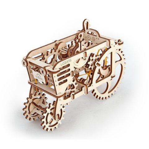 Механический 3D-пазл UGEARS Трактор - Просмотр 2