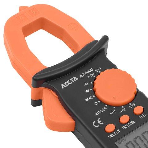 Digital Clamp Meter Accta AT-600C Preview 7