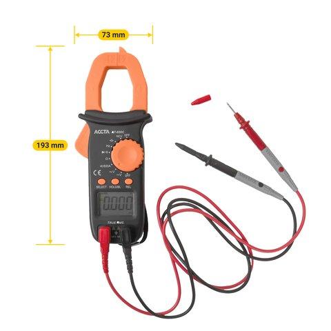 Digital Clamp Meter Accta AT-600C Preview 1
