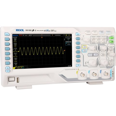 Digital Oscilloscope RIGOL DS1202Z-E Preview 2